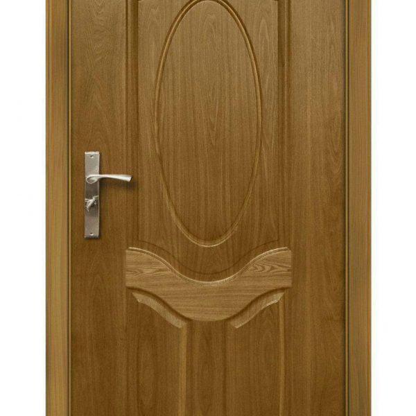 درب داخلی سه قاب بیضی