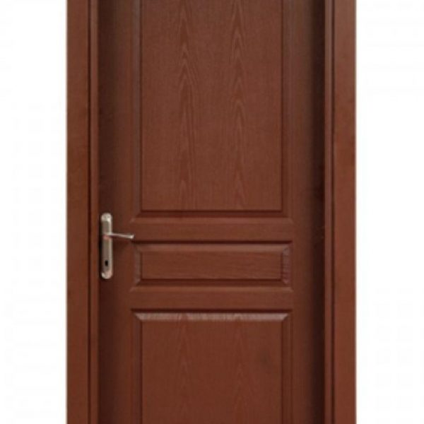 درب داخلی سه قاب
