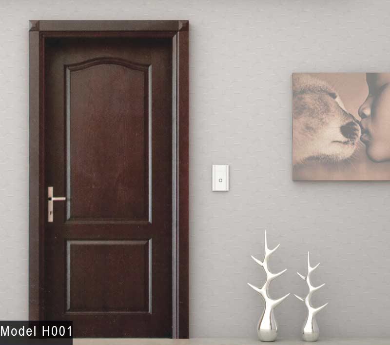 درب داخلی دوقاب