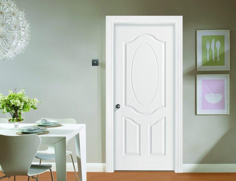 درب داخلی سه قاب بیضی سپاهان دُر